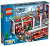 Lego CITY Hasičská stanice 7208