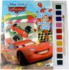 Jiri Models Disney Omalovánky s barvami A4 Auta