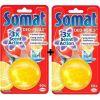 SOMAT DEO 3X ACTION LEMON 2x60