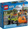 LEGO City Sopečná startovací sada 60120