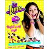 JIRI MODELS Kniha Soy Luna Najdi svůj styl: Dolep samolepky, vybarvi obrázky, inspiruj se