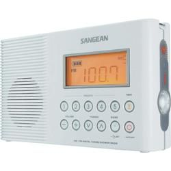 SANGEAN H 201 bílé