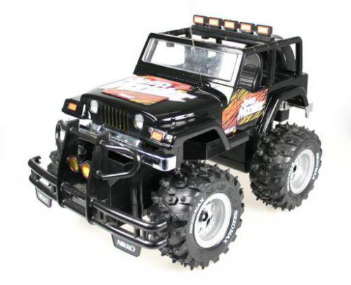Nikko Jeep Rubicon