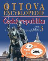 Ottova encyklopedie ČR 3.díl cena od 99 Kč