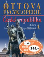 Ottova encyklopedie ČR 4.díl cena od 99 Kč