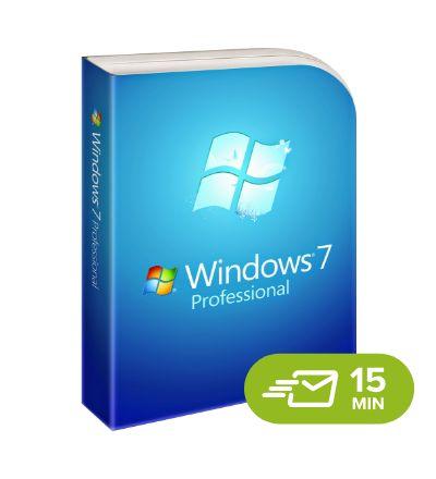MICROSOFT Windows 7 Professional 64 bit CZ