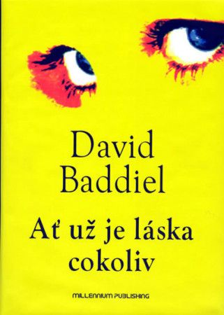 David Baddiel: Ať už je láska cokoliv cena od 215 Kč