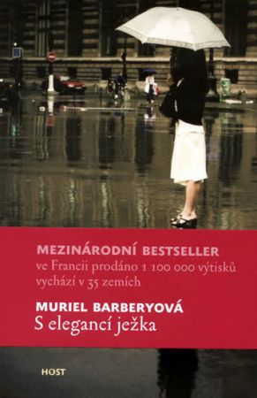 Muriel Barbery: S elegancí ježka cena od 149 Kč