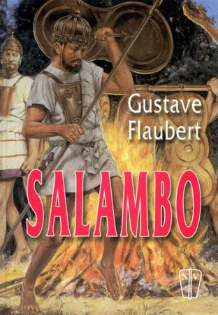 Gustave Flaubert: Salambo cena od 186 Kč