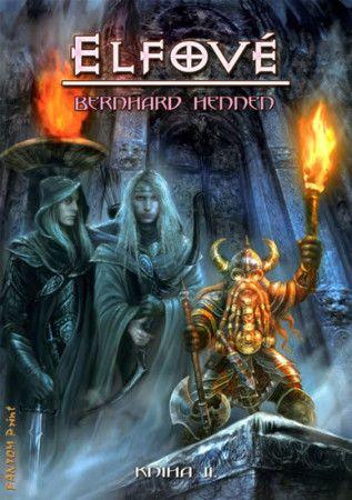 Bernhard Hennen: Elfové 2 cena od 221 Kč