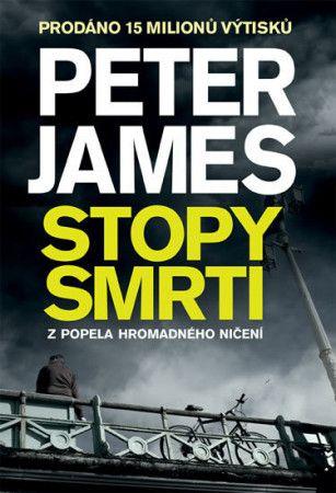 Peter James: Po stopách mrtvého cena od 206 Kč
