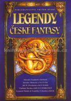 Ondřej Jireš: Legendy české fantasy cena od 364 Kč