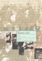 Abraham Lewin: Pohár slz cena od 204 Kč