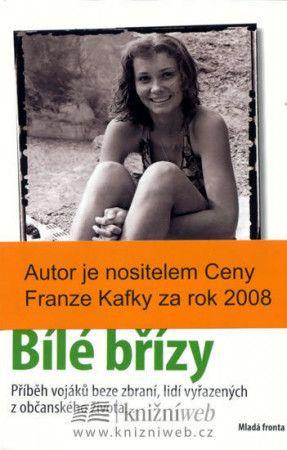 Arnošt Lustig: Bílé břízy cena od 234 Kč