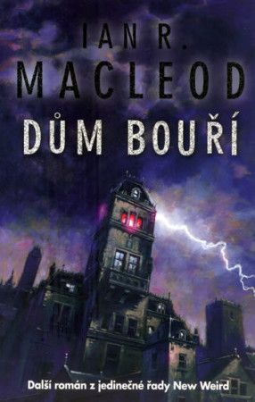 Lan MacLeod: Dům bouří cena od 186 Kč