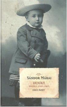 Sándor Márai: Deníky - Svazek I. (1943-1967), Svazek II. (1968-1989) cena od 450 Kč