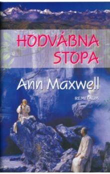 Maxwellová, Ann: Hodvábná stopa cena od 200 Kč