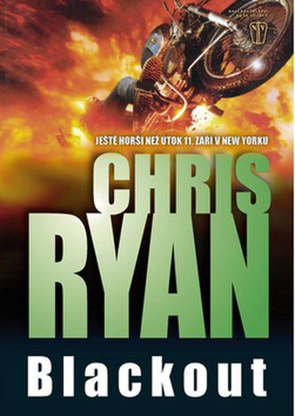 Chris Ryan: Blackout cena od 251 Kč