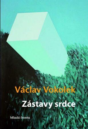 Václav Vokolek: Zástavy srdce cena od 220 Kč