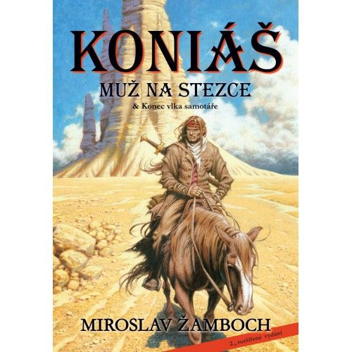 Miroslav Žamboch, Lubomír Kupčík: Koniáš - Muž na stezce cena od 258 Kč