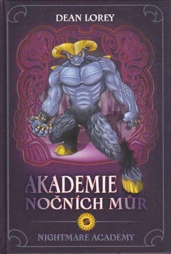 Dean Lorey: Akademie nočních můr - 2. díl cena od 167 Kč