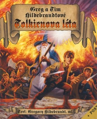 G.+T. Gildebrandtové: Tolkienova léta cena od 408 Kč
