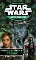 Gregory John Keyes: Star Wars 07 - Hranice II - Přerod cena od 239 Kč
