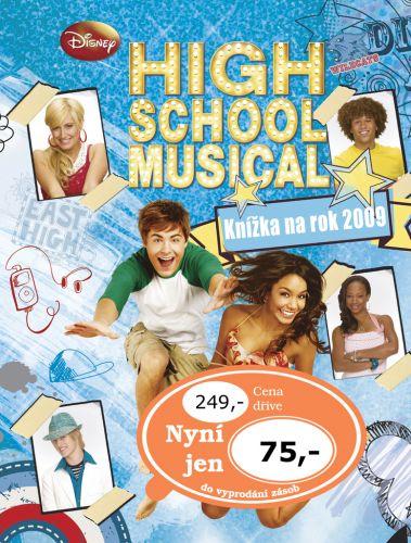 Disney Walt: High School Musical Knížka na rok 2009 cena od 74 Kč