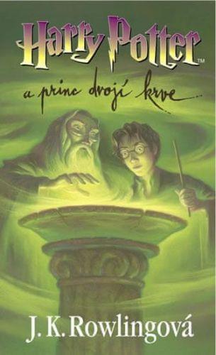 Joanne Kathleen Rowling: Harry Potter a princ dvojí krve cena od 339 Kč