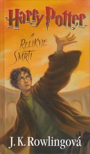 J. K. Rowling: Harry Potter a relikvie smrti
