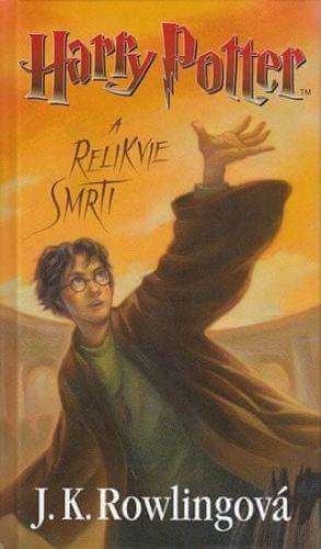 Joanne Kathleen Rowling: Harry Potter a relikvie smrti cena od 373 Kč