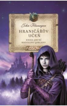 John Flanagan: Hraničářův učeň Kniha první cena od 274 Kč