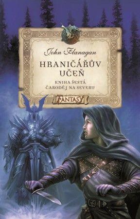 John Flanagan: Hraničářův učeň Čaroděj na severu cena od 223 Kč