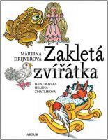 Martina Drijverová: Zakletá zvířátka cena od 134 Kč