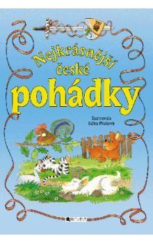 Edita Plicková: Nejkrásnější české pohádky cena od 169 Kč