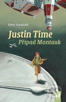 Peter Schwindt: Justin Time Případ Montauk cena od 159 Kč