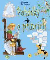 Pilar Campos: Pohádky o princích cena od 153 Kč