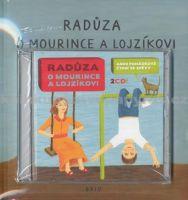Radůza Radka Vranková: O Mourince a Lojzíkovi cena od 97 Kč