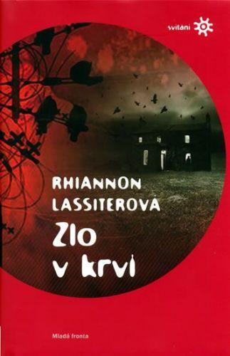 Rhiannon Lassiter: Zlo v krvi cena od 194 Kč
