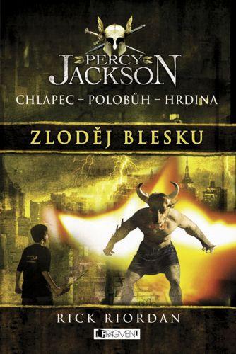 Rick Riordan: Percy Jackson 1 - Zloděj blesku cena od 289 Kč