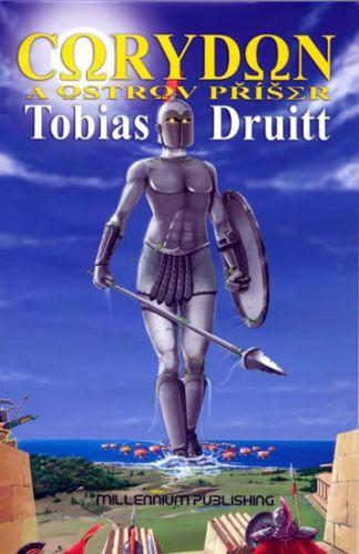 Tobias Druitt: Corydon a ostrov příšer cena od 227 Kč