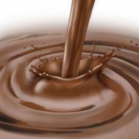 Čokoládová lázeň