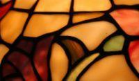 Tiffany skleněné vitráže