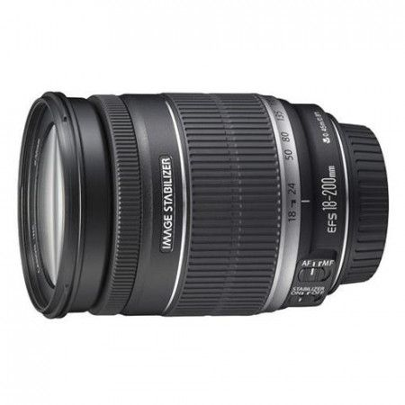 Canon EF-S 18-200 mm IS