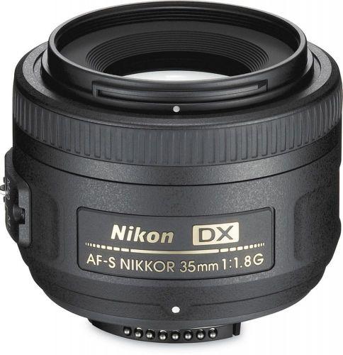 Nikon Nikkor 35 mm AF-S DX F1.8 G