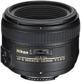 Nikon 50 mm F1.4 G AF-S Nikkor