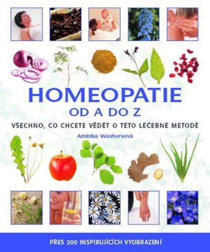 Wautersová Ambika: Homeopatie od A do Z cena od 249 Kč
