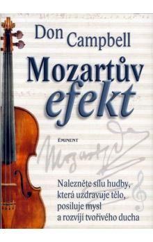 Don Campbell: Mozartův efekt cena od 189 Kč