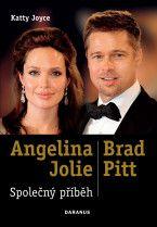 Katty Joyce: Angelina Jolie & Brad Pitt: Společný příběh cena od 0 Kč