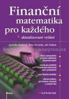 Kolektiv autorů: Finanční matematika pro každého cena od 240 Kč